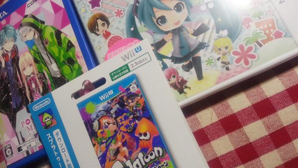 今日買ったゲームいろいろ