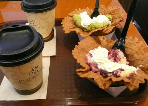 marvelousのアイスクリーム
